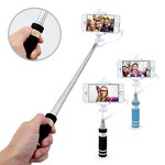 Mini Selfie Stick With Wired