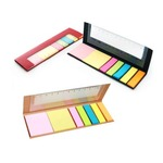 Eco Friendly Sticky Notes With Ruler