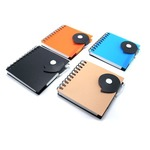 Trendy PP Notebook with Ball Pen