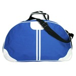 Travel Bag with Shoe Compartment (600D mixed PU)