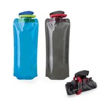 BPA Free Collapsible Water Bottle With Supercap