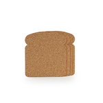 Toast Bread Coaster