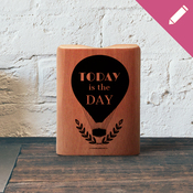 Cup Pen Holder 1086 - Today is the Day